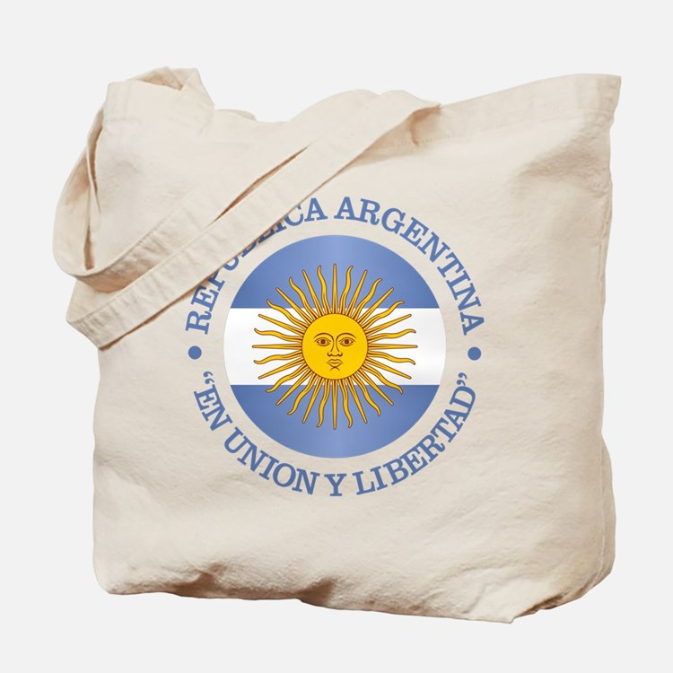 Argentine Republic Tote Bag