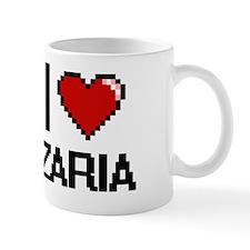 I Love Zaria Mug