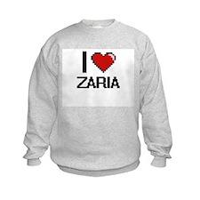 I Love Zaria Jumpers