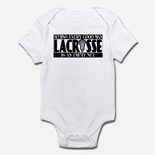 Lacrosse Empty Net Infant Bodysuit