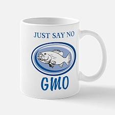 No GMO Fish Mugs