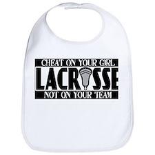 Lacrosse Don't Cheat Bib