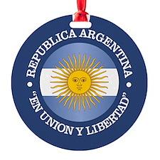 Argentine Republic Ornament