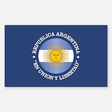 Argentine Republic Decal