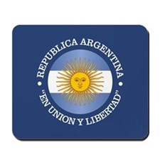 Argentine Republic Mousepad