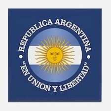Argentine Republic Tile Coaster