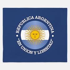 Argentine Republic King Duvet