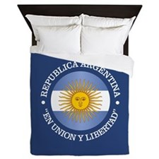Argentine Republic Queen Duvet