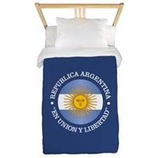 Argentine Republic Twin Duvet