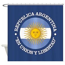 Argentine Republic Shower Curtain