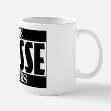 Lacrosse Bust Mine Mug