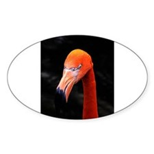 Pretty Red Head Decal