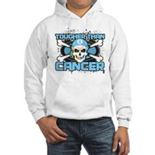 Prostate Cancer Tougher Hoodie
