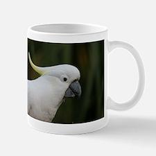 Cute White Cockatoo Mugs