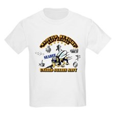 Navy - Seabee - Rates T-Shirt