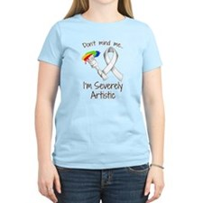 Severely Artistic T-Shirt