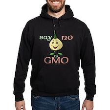 No To GMO Hoodie