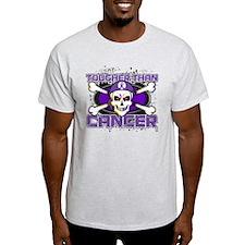 Pancreatic Cancer Tough T-Shirt