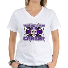 Pancreatic Cancer Tough Shirt