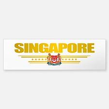 Singapore Bumper Bumper Bumper Sticker