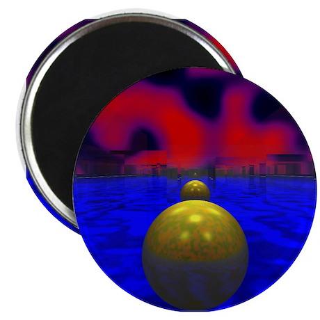 Crystal Maze Magnet