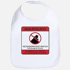 Neighborhood Crime Watch Warning Bib