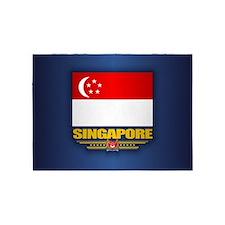 Singapore 5'x7'Area Rug