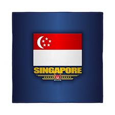 Singapore Queen Duvet
