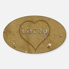 Lacey Beach Love Decal