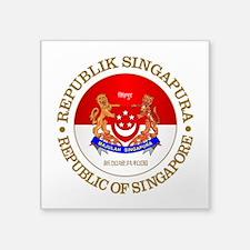 Singapore COA Sticker