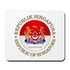 Singapore COA Mousepad