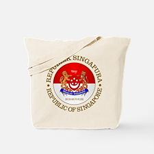 Singapore COA Tote Bag