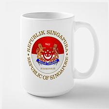 Singapore COA Mugs