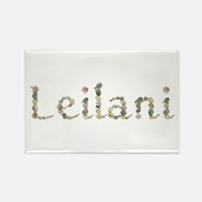 Leilani Seashells Rectangle Magnet