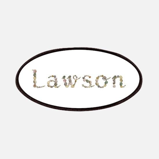 Lawson Seashells Patch