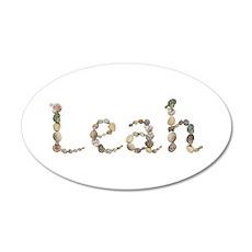Leah Seashells Wall Decal