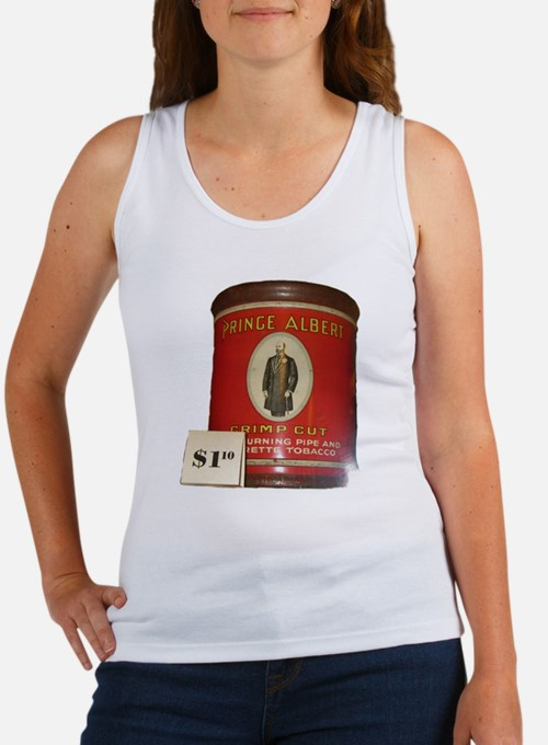 Prince Albert in a can Tank Top