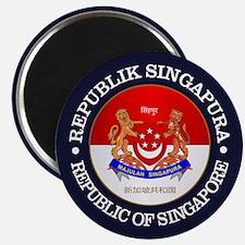 Singapore COA Magnets