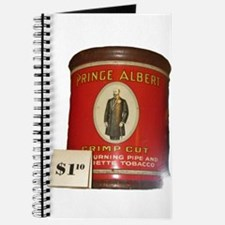 Prince Albert in a can Journal