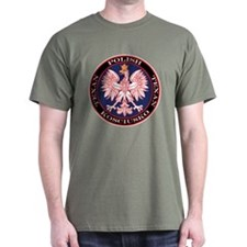 Kosciusko Round Polish Texan T-Shirt