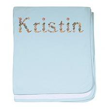 Kristin Seashells baby blanket