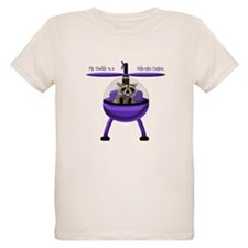 Daddy is Helicopter Captain T-Shirt