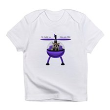 Daddy is a Helicopter Pilot Infant T-Shirt