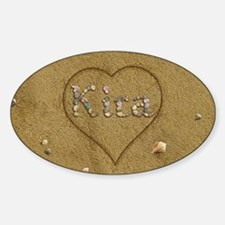 Kira Beach Love Decal
