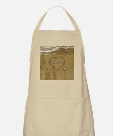 Kierra Beach Love Apron