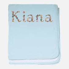 Kiana Seashells baby blanket