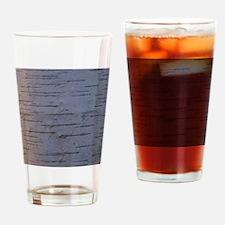 Birch Tree Drinking Glass