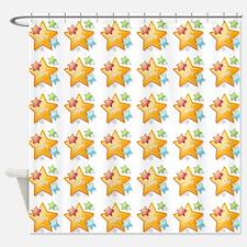 STAR BABY Shower Curtain