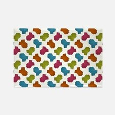 DAMASK ONES-IES Rectangle Magnet