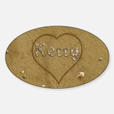 Kerry Beach Love Decal